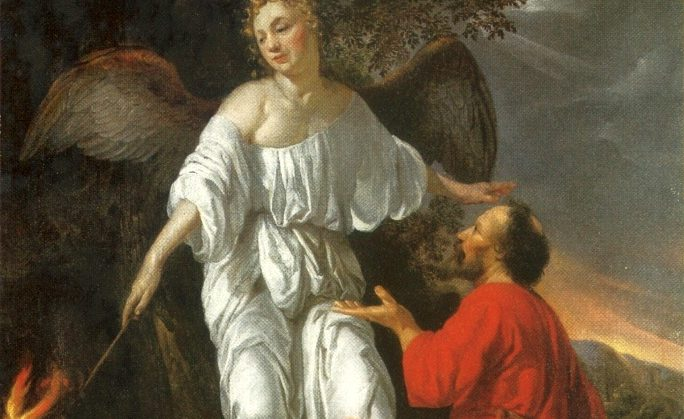 Gideon and the Angel